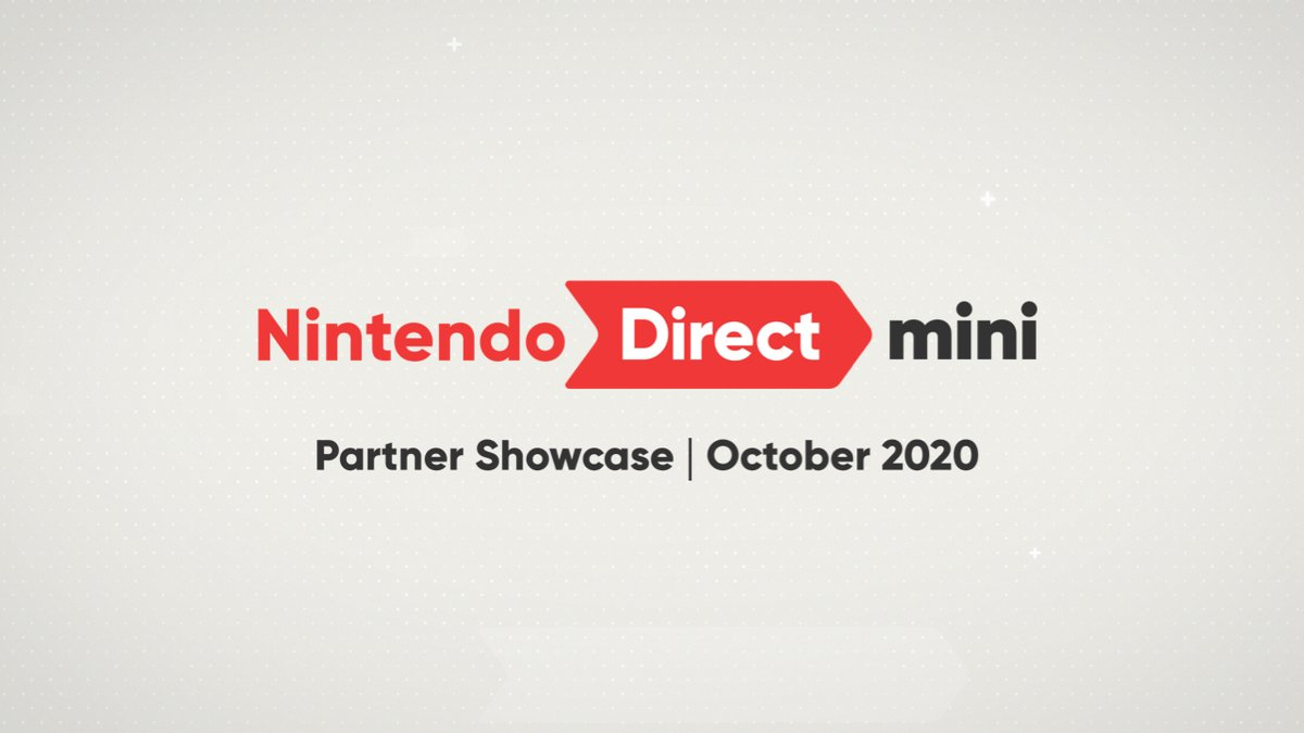 The final #NintendoDirectMini: Partner Showcase of 2020 is here! Check out new announcements & updates on titles from our publishing & development partners including #NoMoreHeroes 3, plus a look at #BravelyDefault II and #HyruleWarriors: Age of Calamity!