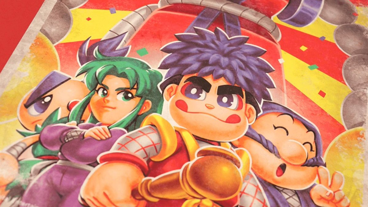 Fangamer Has Just Launched A Range Of Goemon Merchandise  #Repost #Retro #Konami #Merchandise #Fangamer