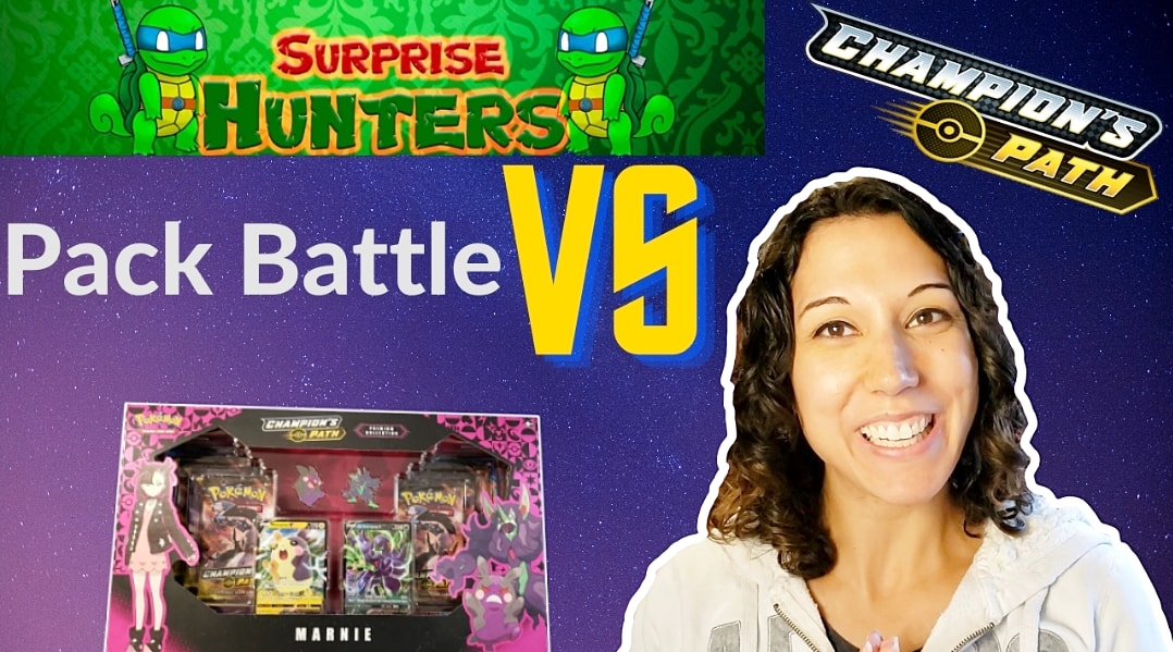My 1st premiere battle going up today Vs Surprise Hunters! Come joinour live chat while you watch the fun! Surprise hunters video will go up first  3pm Est mine will be going up when his video is done @ 3:17 3:20 pm Est! Set your clocks come join my chat:) Youtube: Momma Matrix