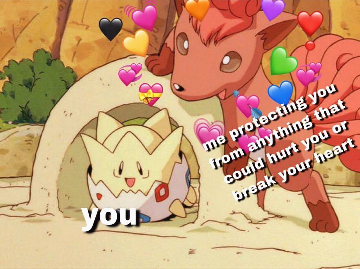 💞 #WHOLESOMEWEDNESDAY 💞 Tag your fellow Pokémon Trainers to remind them of your support!  #Pokemon #GottaCatchEmAll #Nintendo #GameFreak #ShinyPokemon #Pokeball #PokemonCommunity #GamerGirl #PokemonMasters #PokemonGIF #FriendCode #Wholesome #Meme #WholesomeMeme