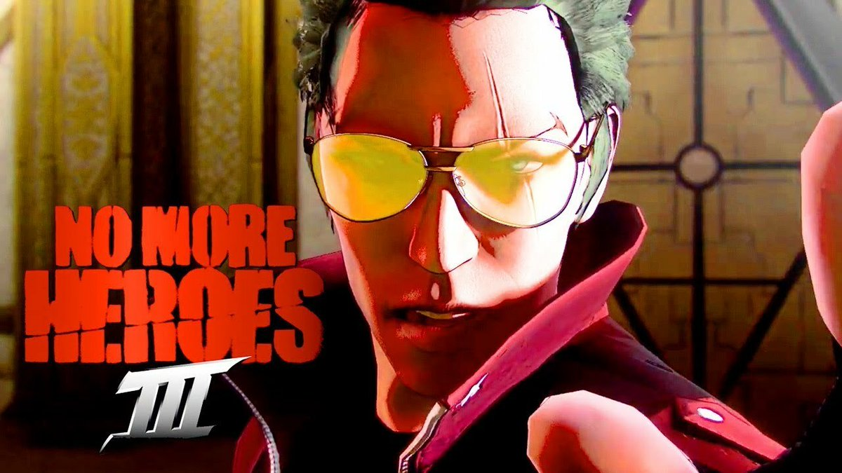 An Exciting New Trailer For No More Heroes III Has Been Revealed  #Repost #NintendoSwitch #UpcomingReleases