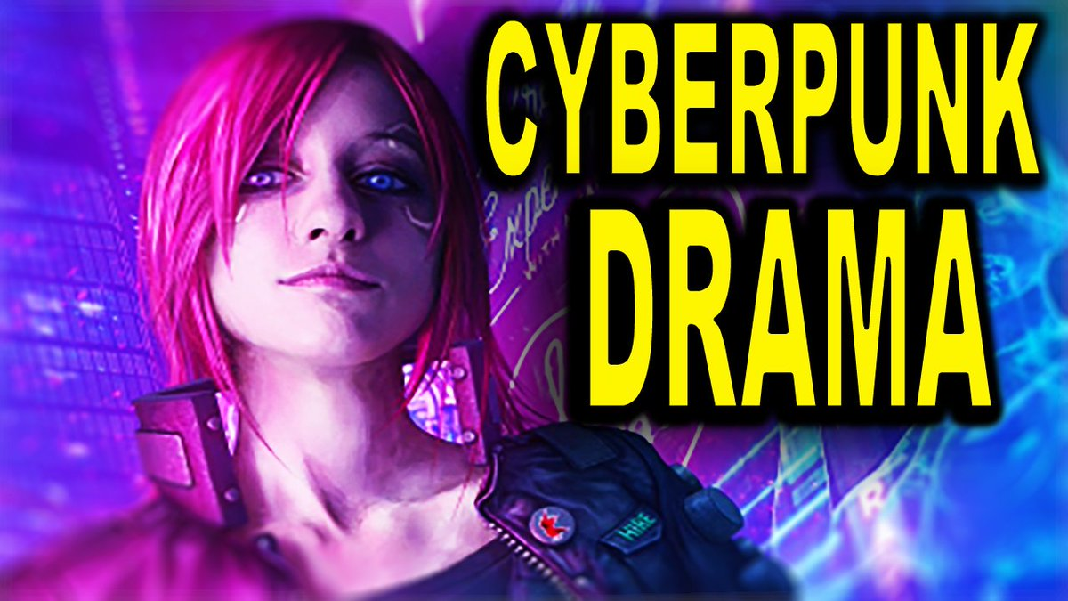 New Cyberpunk 2077 DELAY!  Devs ATTACKED & Fan CONSPIRACY!  Click for the Video Breakdown!  ►   #CDProjektRED #GamingNews