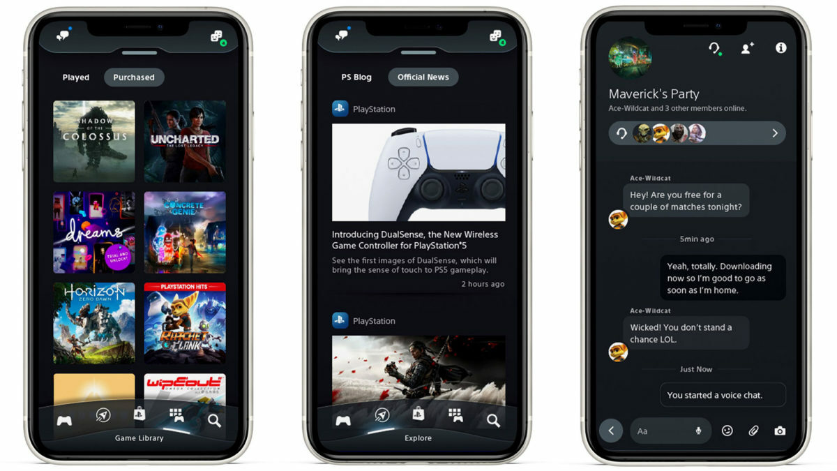Sony Unveils Revamped PlayStation App Ahead Of PS5 Launch  #gamingnews
