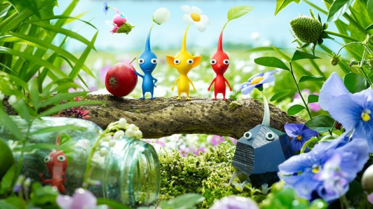 Review: Pikmin 3 Deluxe - Perhaps Not Worth A Double Dip, But The Choice Pick For New Players  #Repost #Reviews #NintendoSwitch