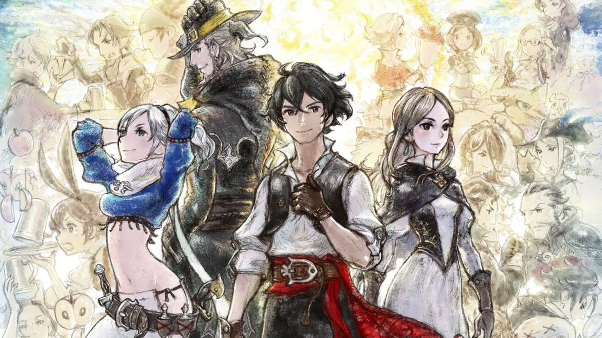 Bravely Default II Hits Nintendo Switch In February 2021  #Repost #NintendoSwitch #UpcomingReleases
