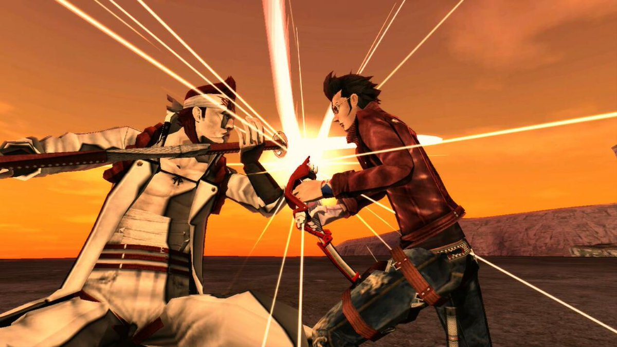 No More Heroes 1 & 2 Are Both Available Now On Switch  #Repost #NintendoSwitch
