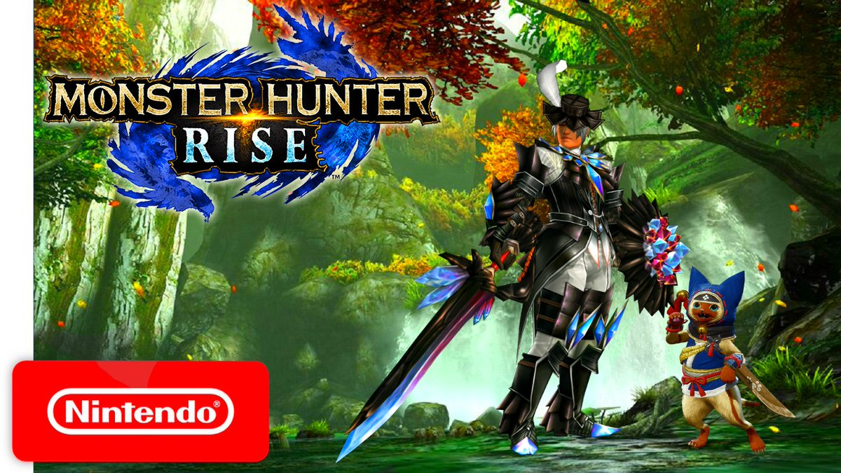 Monster Hunter Rise GAMEPLAY Wirefall Combat for Nintendo Switch. #NintendoSwitch #NintendoDirect #Announcements #MonsterHunter #MonsterHunterRise #MHW #Switch #Nintendo #MHWアイスボーン #モンスターハンターライズ   Video ----->