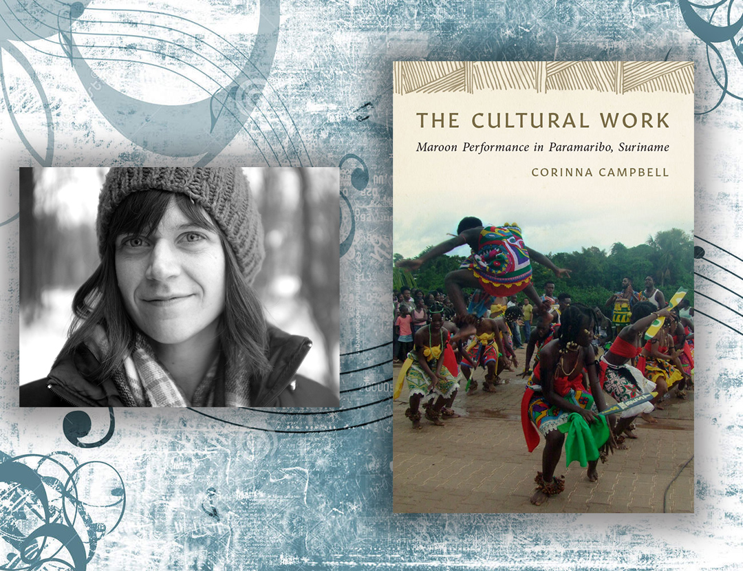 "test Twitter Media - Corinna Campbell, author of ""The Cultural Work"" is presenting ""#MyLifeIsWorthMoreThanGold,"" on Maroon Popular Music addressing the human toll of Suriname's Mining Economy, for the panel ""Sonic (dis)orientations"" at 10 am/ET on 10/29 . #SEM2020 #Suriname  https://t.co/m19Vzbj8sf https://t.co/ocJ8AgceLa"