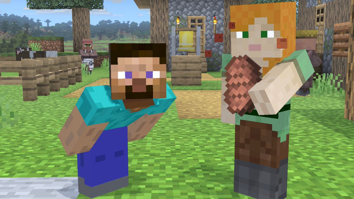 "Sakurai Wanted To Import Minecraft Stages Into Smash, But Gave Up Because It Was ""Impossible""  #NintendoSwitch #SuperSmashBros #MasahiroSakurai #Minecraft #Famitsu"