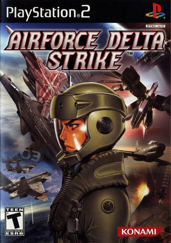Fly spectacular planes and engage in over 50 enthralling missions in Airforce Delta Strike #fly #videogames #special #games #adventure