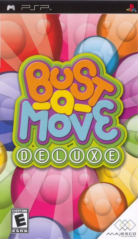 Play and solve cool puzzles and pop cool bubbles while listening to interesting background music in Bust-A-Move Deluxe #playstation #sonypsp #gamers #videogames #videogaming