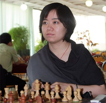 test Twitter Media - Happy Birthday to the former women's chess world champion (2006-2008) Xu Yuhua! These days she is not very active as a player anymore, but Xu is working for chess development as a Vice-President of the Chinese Chess Association.   #HBD #OnThisDay #chess #棋 https://t.co/HTucW6CFwh