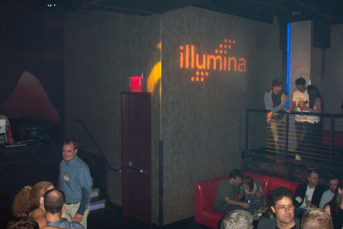 test Twitter Media - Late into the @illumina party, ASHG San Diego 2007.  The hip hop dancers have left the scientists to party on.  And party on they did. #ASHGMemory #ASHG20 https://t.co/ED5HHBui03