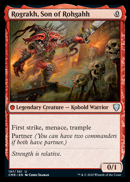 test Twitter Media - I for one would like this card banned... Rograkh's power is insane ;)   This is going to be a fun commander :) https://t.co/3vA9M22xNt