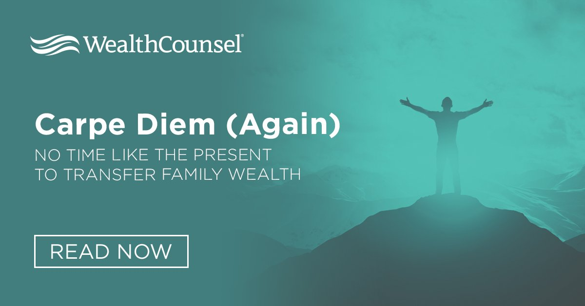 test Twitter Media - Right now may be the best time in a generation for significant family wealth transfers - are you helping your clients take advantage of it? https://t.co/qs0Uk4qBcX  #estateplanning #financialplanning #personalfinance #investments https://t.co/A9HNAKqiQM