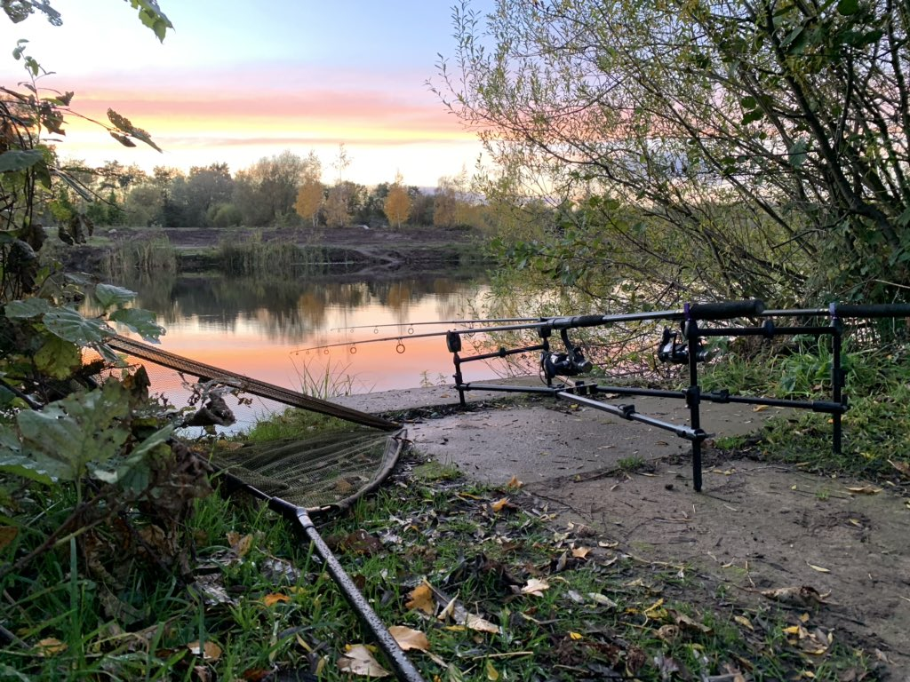 Tonights View 🎣 #<b>Nash</b>tackleuk #carp #carpfishing https://t.co/m0HIARFfES