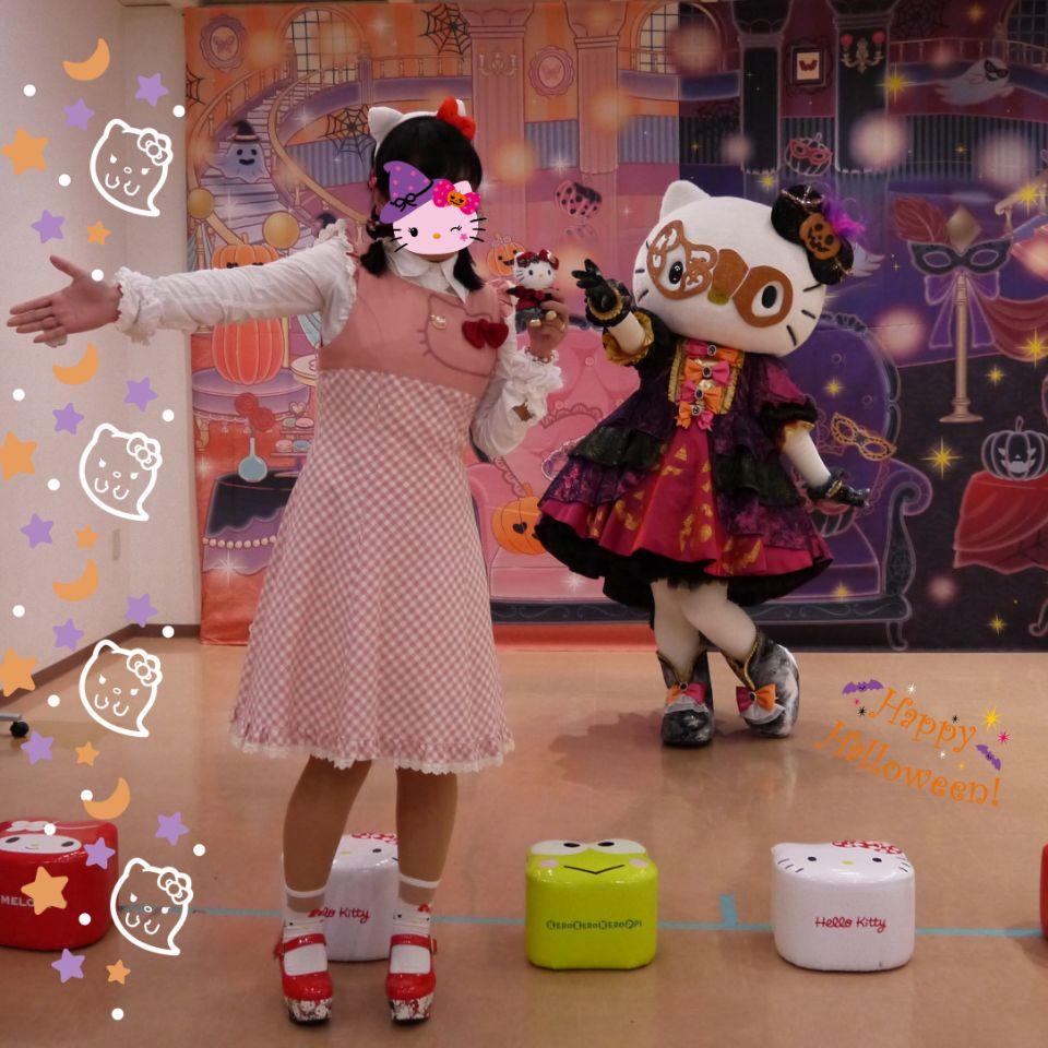 test ツイッターメディア - Happy Halloween!  私の今年のHalloweenは多分終わりかな?✨ 来年も楽しく過ごせますように  #ピューロハロウィンパーティ #hellokitty #ハローキティ #キティちゃん #ピューロランド #ピューロアンバサダー #ピューロハロウィーン #ピューロハロウィン  #Halloween https://t.co/CwfA3Jms4v