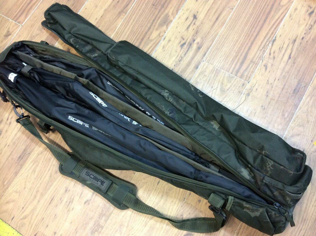 Ad - Nash Scope Shrink 9Ft 3.25 TC x3 with Bag On eBay here -->> https://t.co/b3qrwxexw1  #car