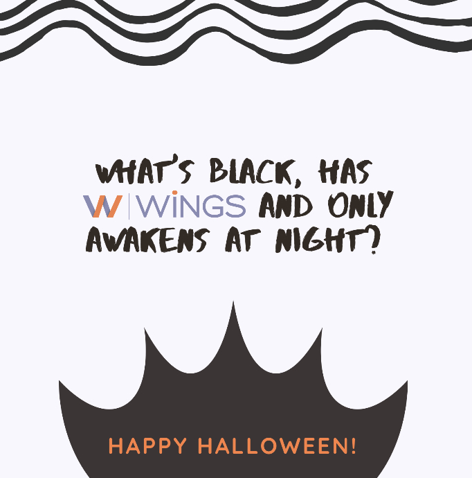 test Twitter Media - Put your best guess in the comments below! Happy Halloween, everyone! Be safe and enjoy! #halloweenriddle #halloween2020 #happyhalloween https://t.co/GIFrSZnJrB