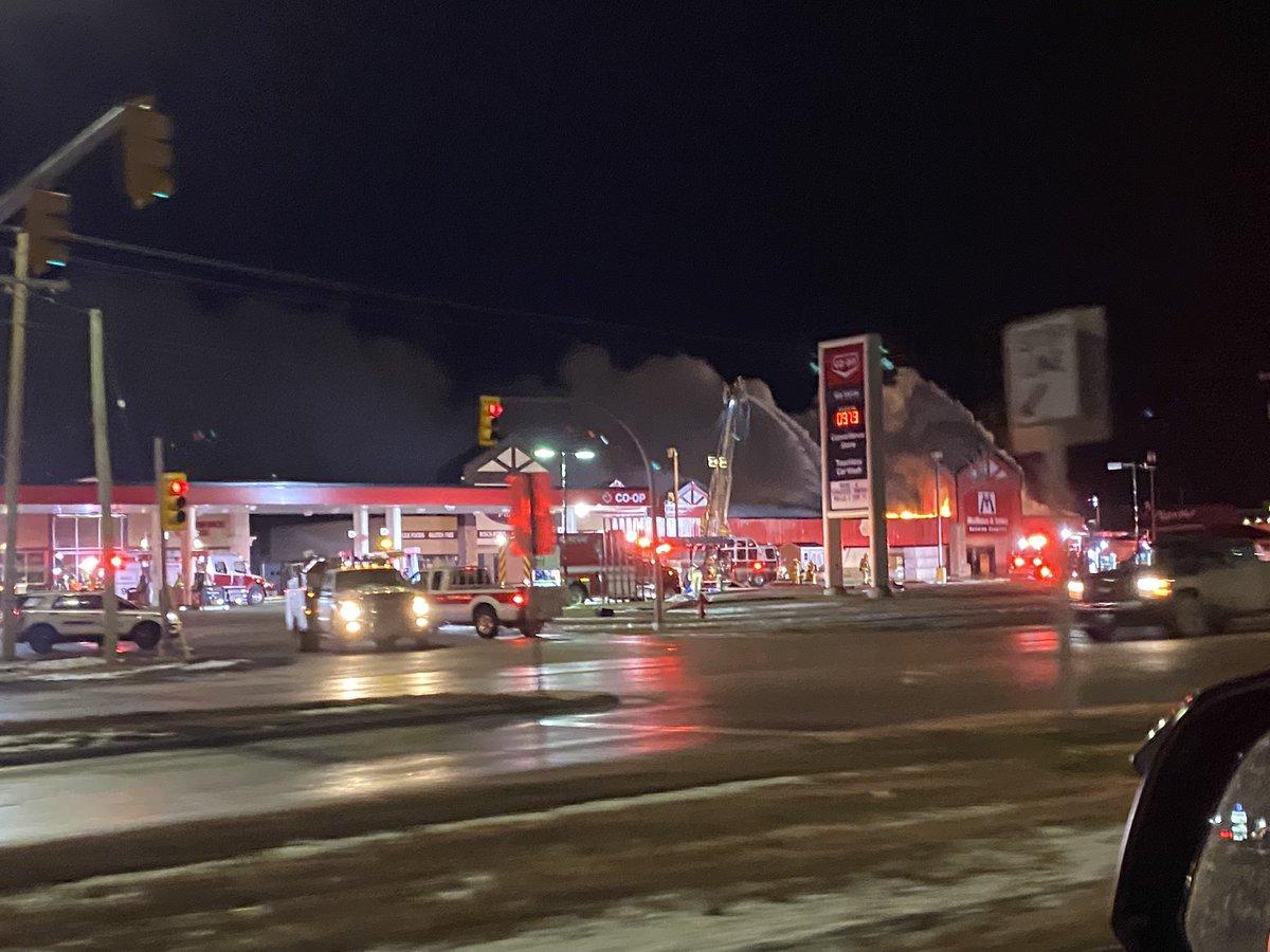 test Twitter Media - Multiple departments responding to Steinbach fire. https://t.co/JievZibAKk