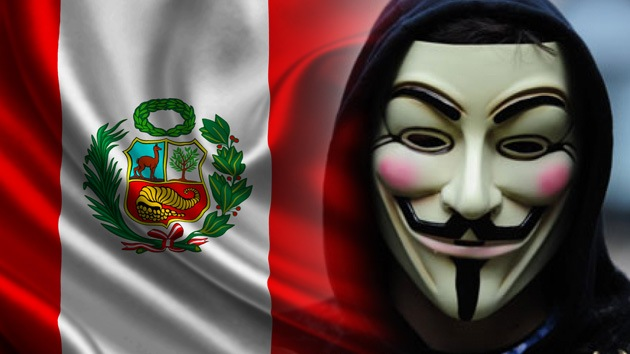 Anonymous continues cyber protest against Peru's government. Demanding end to police violence, #EndImpunity, and the safe return of arrested and missing protestors. #OpPeru #PeruDesperto #DondeEstanLosDesaparecidos