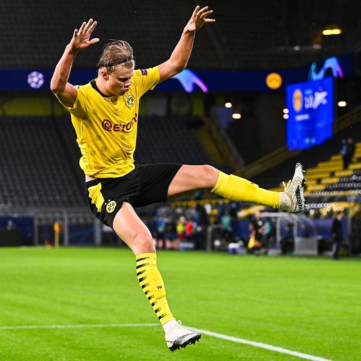 Borussia Dortmund Beat Brugge