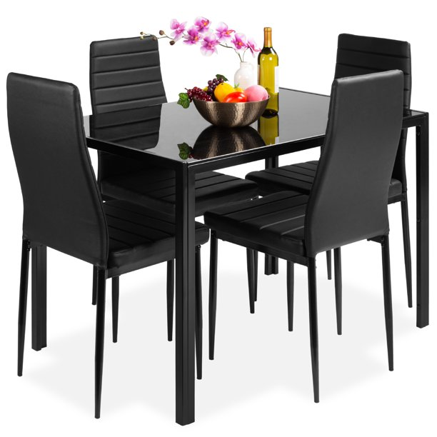 5-Piece Dining Table Set for $210! (reg $300) #ad https://t.co/jN4ZWLqOuM...