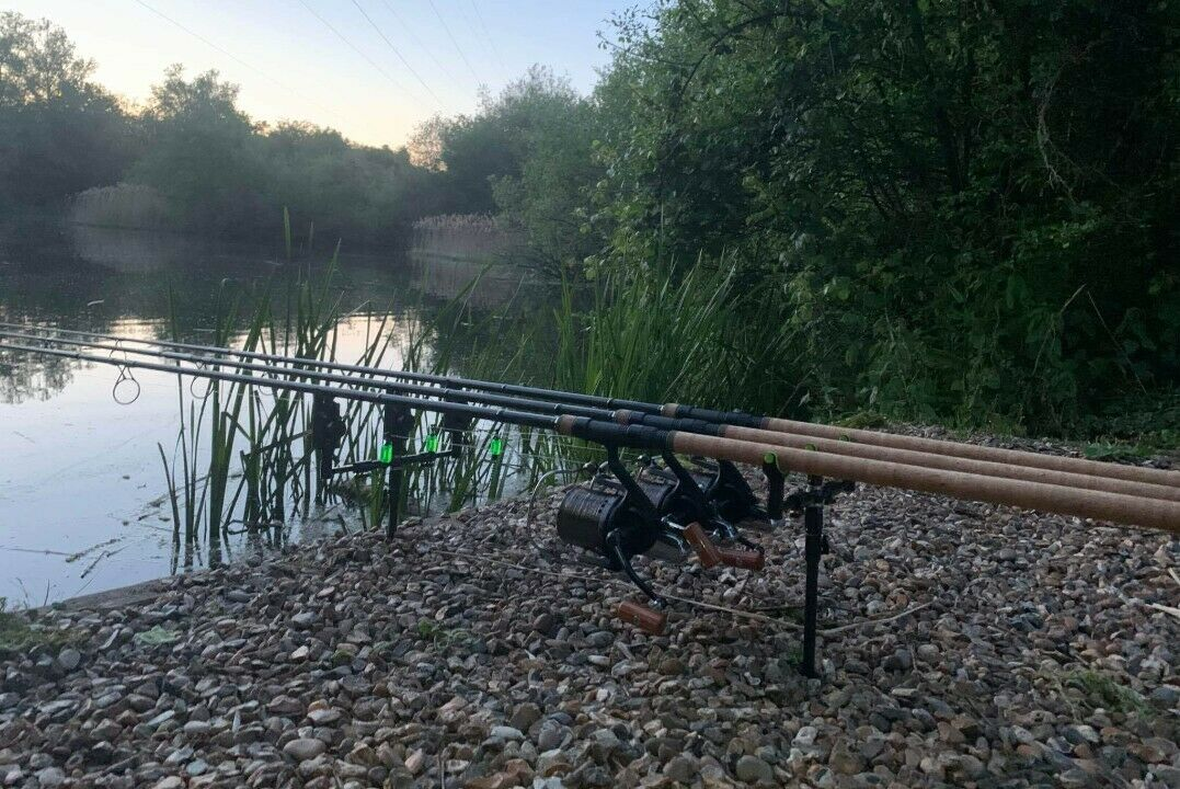 Ad - 3 Daiwa Basia DF X45 12ft 3.75tc Cork Handle Rods On eBay here -->> https://t.co/RKHzQIde