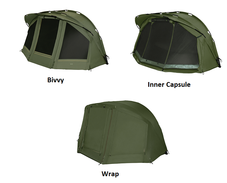 Ad - Trakker Armo V4 1 Man Bivvy + Wrap + Capsule On eBay here -->> https://t.co/JelFtcej2Q  #