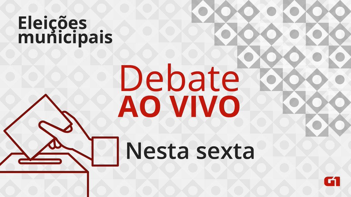 O debate com os candidatos a prefeito de São Paulo foi cancelado após Guilherme Boulos ser diagnosticado com Covid-19  #G1 #DebateNaGlobo