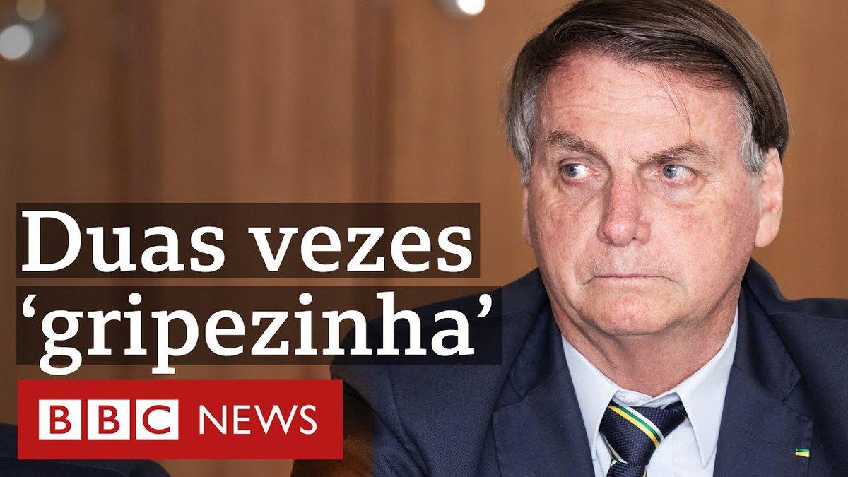 VÍDEO: 2 momentos em que Bolsonaro chamou covid-19 de 'gripezinha', o que agora nega