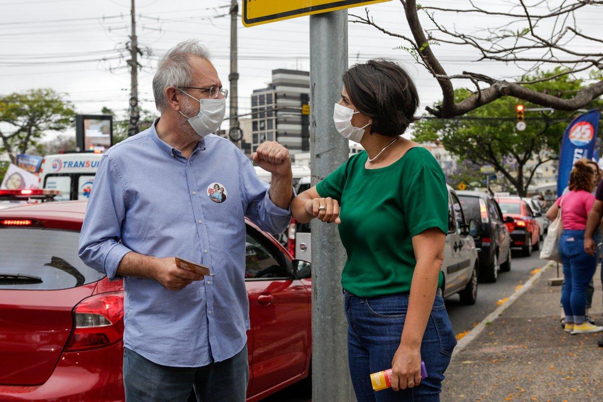 Vamos virar meu companheiro, Porto Alegre vai voltar para as mãos do povo 💪 #vira65