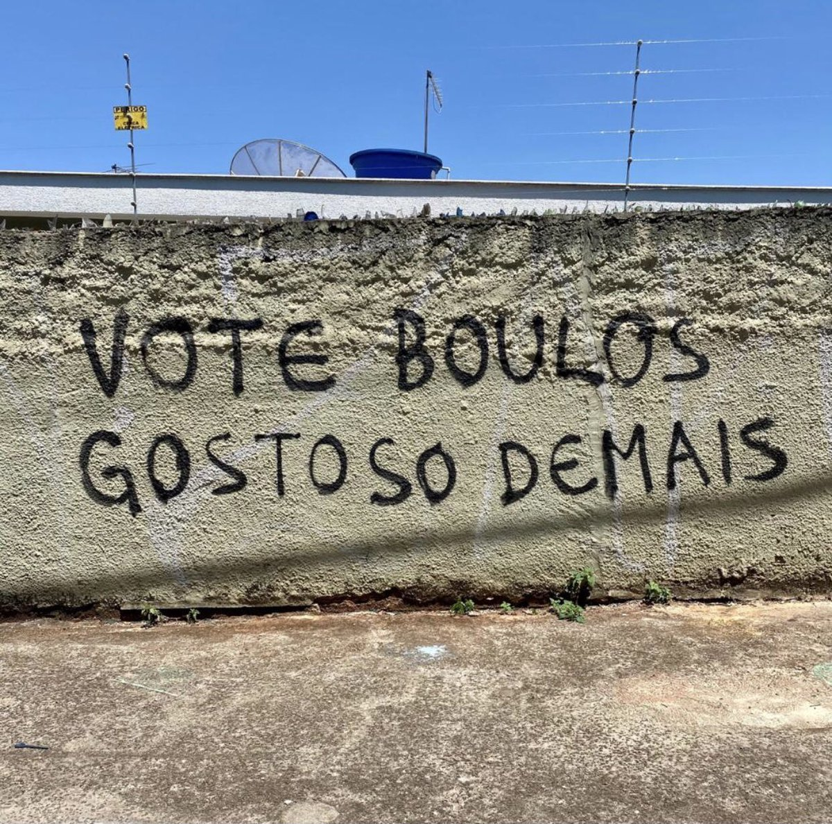 JÁ É DOMINGO: