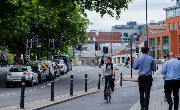 test Twitter Media - Walking and cycling schemes are great value for money. The @transportgovuk's calculations for active travel schemes variously show returns to the economy of between £4 to £19 for every pound spent.  10 reasons to invest in #walking and #cycling 👇 https://t.co/MCnskpfN0N https://t.co/MowGv0CRS2
