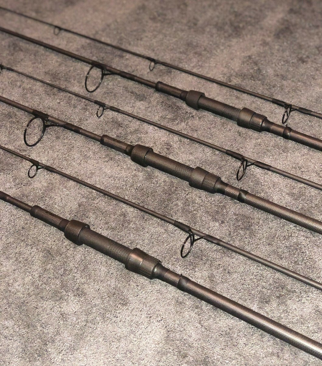 Ad - Nash Scope Black Ops Mk1 9ft 3lb Carp Rods x3 On eBay here -->> https://t.co/GolUuQ0hCv