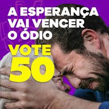 Boulos enfrenta um TUCANODÓRIA.  Manuela d'Ávila enfrenta um CENTRÃO.  Eduardo Paes enfrenta um CRIVELLA.  Você precisa de mais argumentos do que esses pra votar neles?  Não deixe de votar, por favor! SP - 50 Poa - 65 RJ - 25