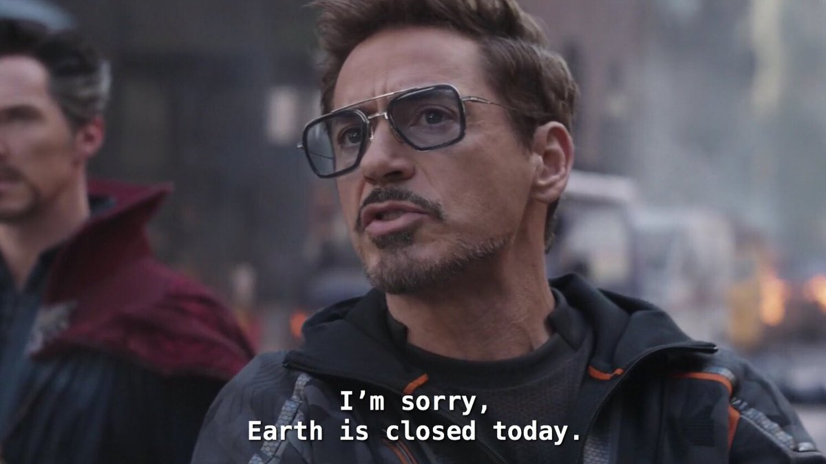 tony stark was always ahead of his time