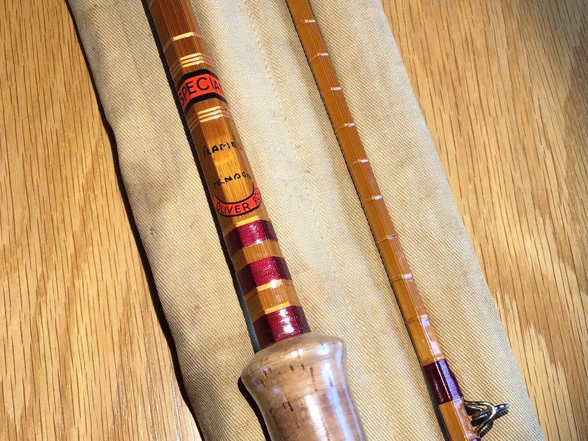 Ad - O<b>Liv</b>er's Of Knebworth Split Cane Mk lV Carp Rod On eBay here -->> https://t.co/G