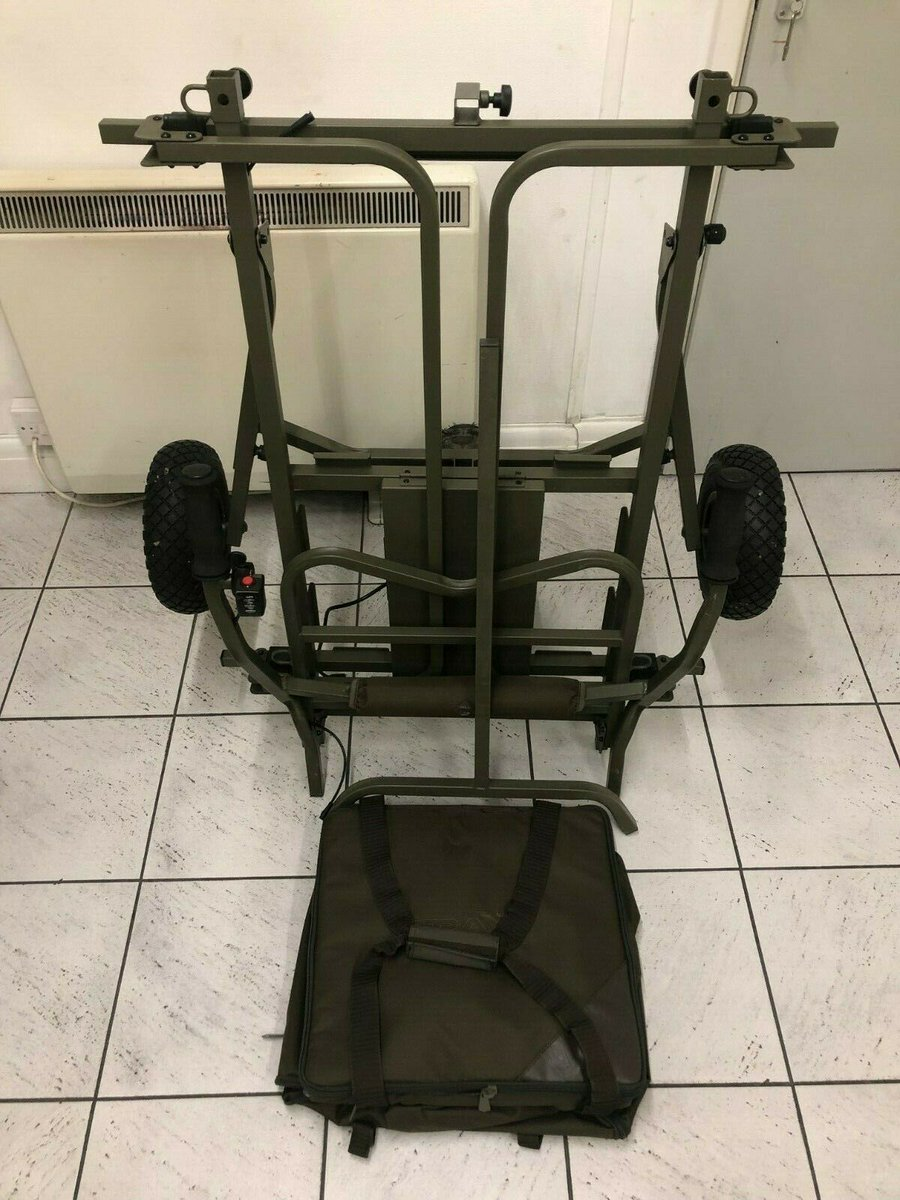 Ad - Nash Trax Evo Power Barrow On eBay here -->> https://t.co/Lgsgo5euU9  #carpfishing https: