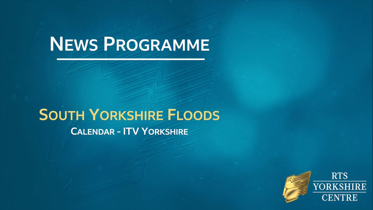 test Twitter Media - RT @RTSYorkshire1: #RTSYorkshireAwards The Award for News Programme goes to ... https://t.co/IvOTnlimD9