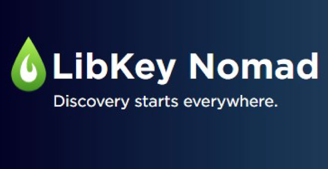 test Twitter Media - Attention Camels: add the LibKey Nomad extension to your web browser and it provides instant links to full-text articles as you do research on the web. Easy instructions here: https://t.co/Aolb5wxV33 https://t.co/MB0J9TM8Lt