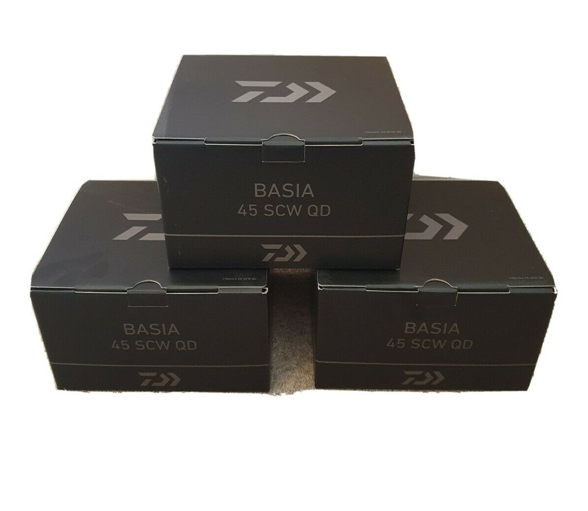 Ad - Daiwa Basia 45 SCW QD (SET OF THREE) On eBay here -->> https://t.co/FCVkxzasLF  #carpfish