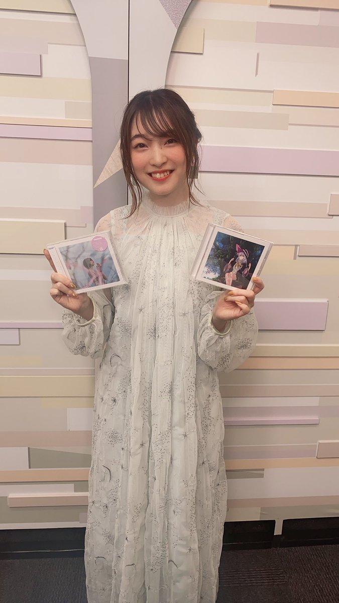 上田麗奈の11月22日のツイッター画像