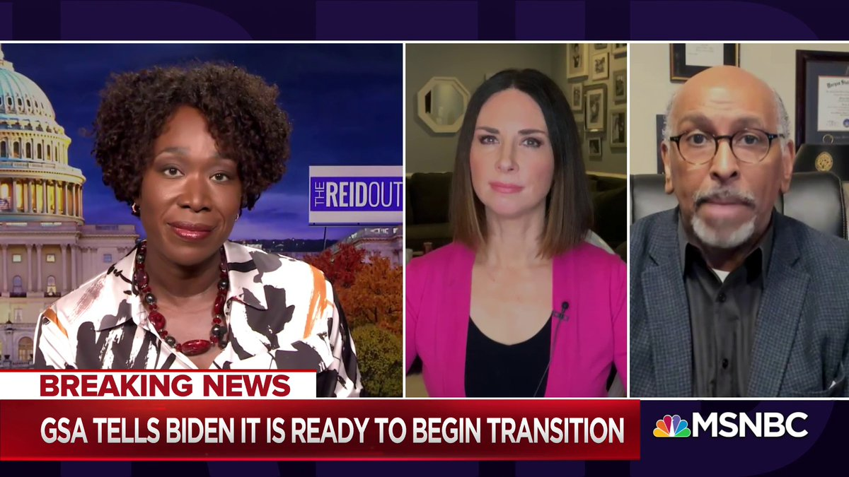 """She (Rep. Ocasio-Cortez) knows how to speak to young voters. I trust her that she actually cares about her constituents.  I don't know if Marco Rubio cares ... Hell yeah, I'd go to war with her.""  @joyannreid on #TheReidOut"