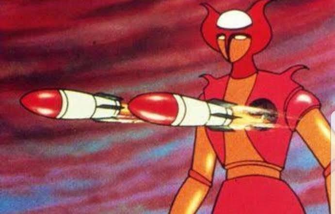 test ツイッターメディア - @shiromantou ヘルドライバー見る際おっぱいミサイル掴んで飛ぶマジンガーZを見た上で見ることをオススメ致しますw https://t.co/J1FsXC5Ebj
