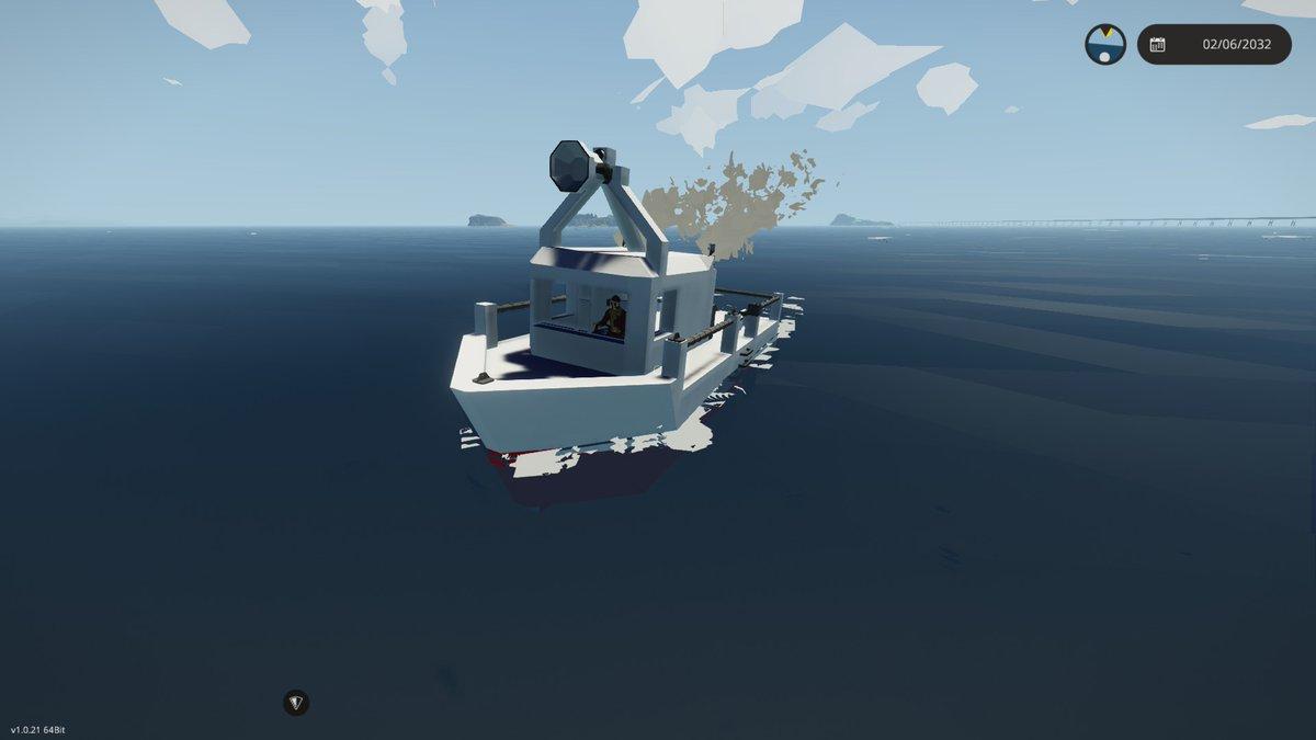 test ツイッターメディア - 飛行艇開発が煮詰まったから、新しいワールドでクラシックキャリアモードやってるよ…ほんで船も作り直したわ。伊達絵巻号です。 https://t.co/7YNZT98yxp