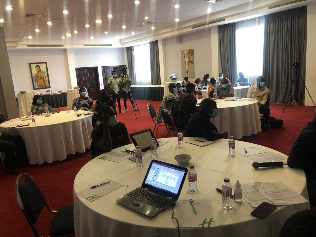 test Twitter Media - Dr Mawuli Dzodzomenyo of @UnivofGh is currently presenting the background of BRECcIA at the Ghana team's Policy Summer School in #Accra to an audience of policy makers, practitioners and academics https://t.co/w3jx0Y0cjp