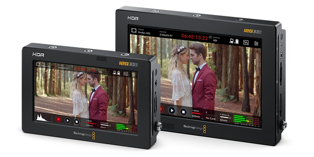 RT @Blackmagic_News: New Blackmagic Video Assist Webcam Update! Adds webcam support to the USB connection for streaming live video from com…