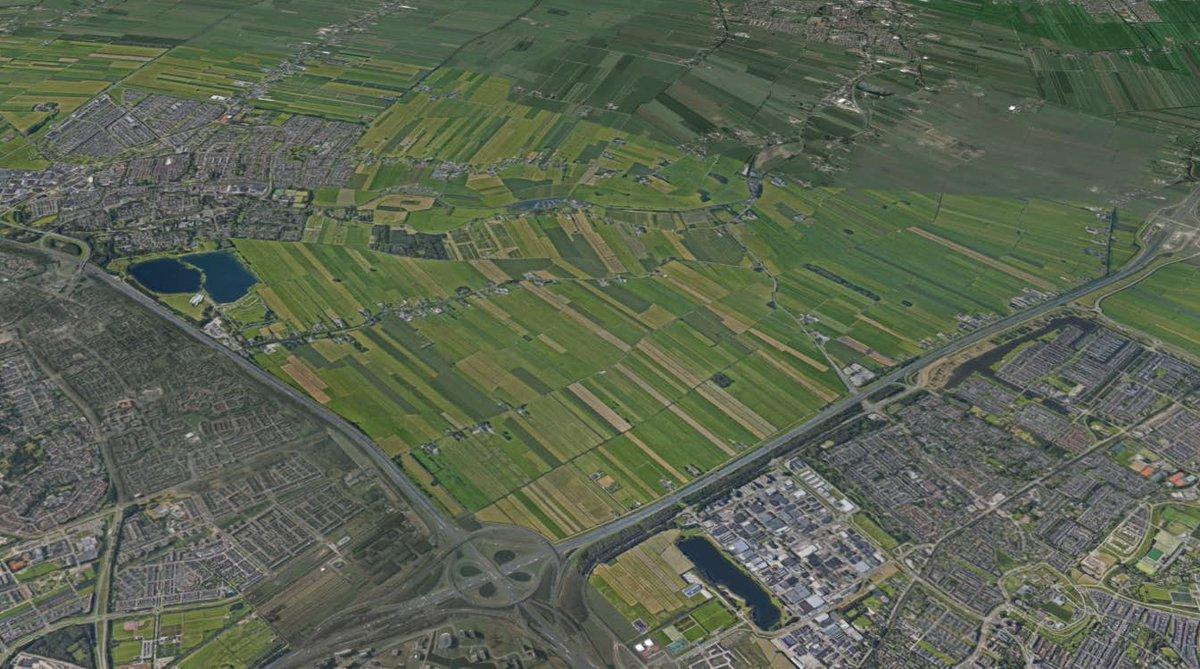 test Twitter Media - @duicnl Weer een stukje groen/speelruimte/zuurstof minder voor de stadsbewoners. #fout   Bouw gewoon in Rijnenburg! https://t.co/RelGHIG58o