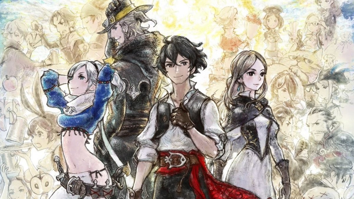#BravelyDefault2 is probably my most anticipated game of the future, with #FinalFantasyXVI being a really close second. What are yours?